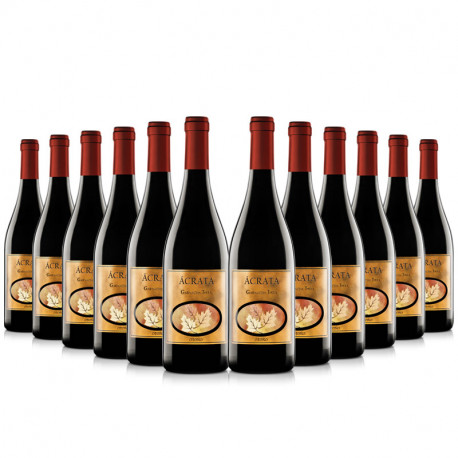 ÁCRATA Garnacha Tinta 2015 - Otoño -12 botellas