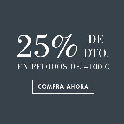 Dto 25%