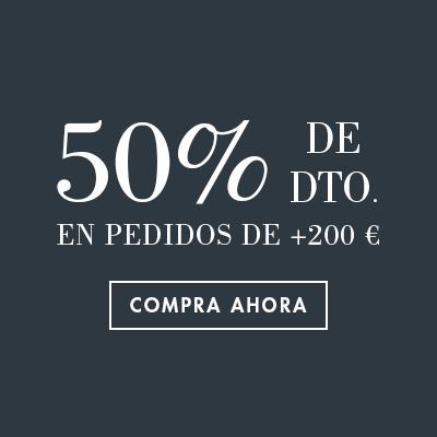 Dto 50%