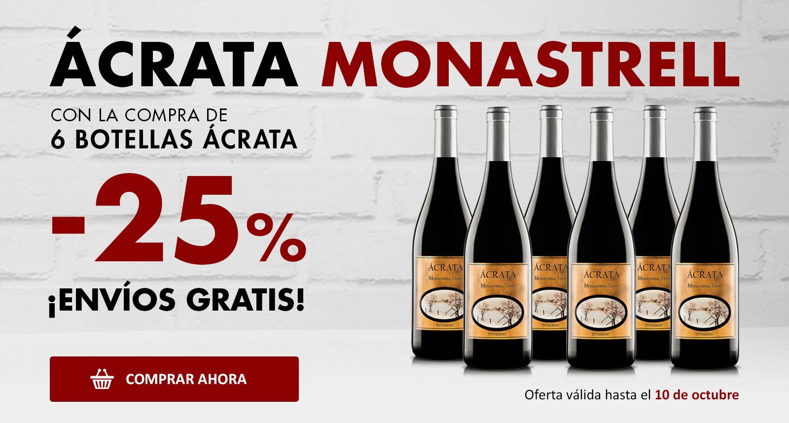 Kirios de Adrada   Ácrata Monastrel -25% Dto.